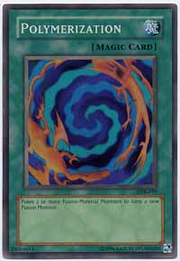 Polymerization - LOB-059 - Super Rare - 1st Edition