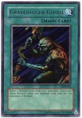 Gravedigger Ghoul - LOB-065 - Rare - 1st Edition