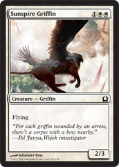 Sunspire Griffin - Foil