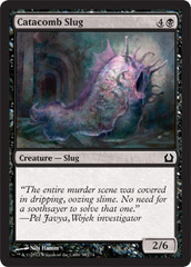 Catacomb Slug - Foil on Channel Fireball