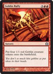 Goblin Rally - Foil