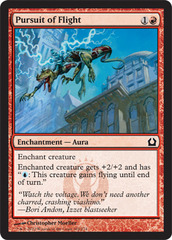 Pursuit of Flight - Foil