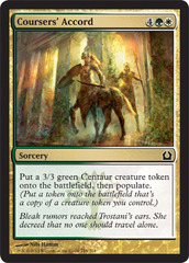 Coursers' Accord - Foil