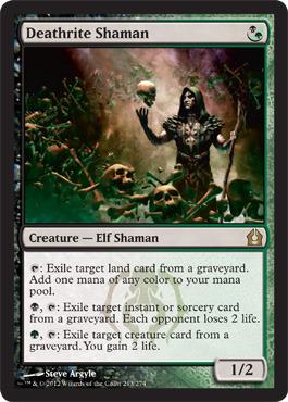 Deathrite Shaman - Foil