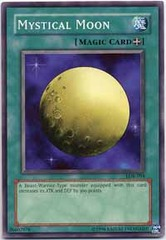 Mystical Moon - LOB-094 - Common - 1st Edition