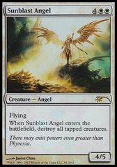 Sunblast Angel - Foil
