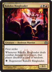 Rakdos Ringleader - Foil