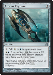 Azorius Keyrune - Foil on Channel Fireball