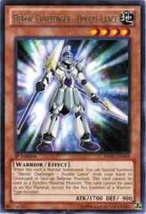 Heroic Challenger - Double Lance - REDU-EN008 - Rare - Unlimited Edition