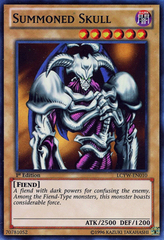 Summoned Skull - LCYW-EN010 - Super Rare - 1st Edition