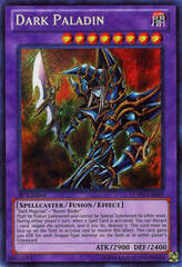 Dark Paladin - LCYW-EN048 - Secret Rare - 1st Edition