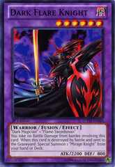Dark Flare Knight - LCYW-EN049 - Common - 1st Edition