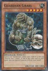 Guardian Grarl - LCYW-EN131 - Common - 1st Edition