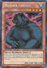 Mother Grizzly - LCYW-EN237 - Secret Rare - 1st Edition