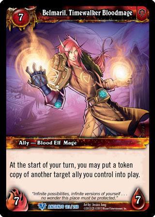 Belmaril, Timewalker Bloodmage - Card Game Singles