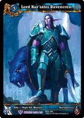 Lord Kur'talos Ravencrest - Extended Art