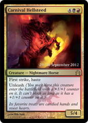 Carnival Hellsteed (Return to Ravnica Prerelease)