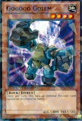 Gogogo Golem - DT07-EN001 - Parallel Rare - Duel Terminal on Channel Fireball