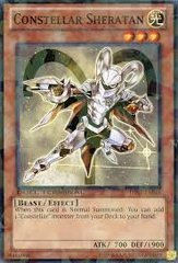 Constellar Sheratan - DT07-EN018 - Parallel Rare - Duel Terminal on Channel Fireball