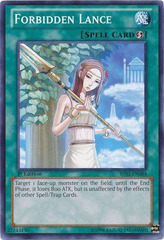 Forbidden Lance - BP01-EN084 - Common - Unlimited Edition