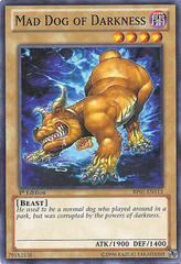Mad Dog of Darkness - BP01-EN113 - Starfoil Rare - Unlimited Edition