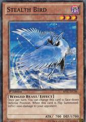 Stealth Bird - BP01-EN184 - Starfoil Rare - Unlimited Edition