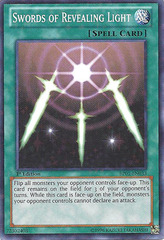 Swords of Revealing Light - BP01-EN033 - Starfoil Rare - Unlimited Edition