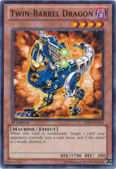 Twin-Barrel Dragon - BP01-EN154 - Common - Unlimited Edition