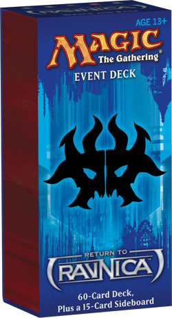Return to Ravnica Event Deck: Wrack and Rage