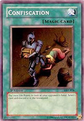 Confiscation - MRL-038 - Super Rare - 1st Edition on Channel Fireball