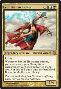 Zur the Enchanter (Oversized)
