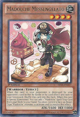 Madolche Messengelato - ABYR-EN027 - Rare - 1st Edition on Channel Fireball