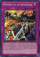 Memory of an Adversary - ABYR-EN075 - Super Rare - 1st Edition