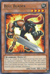 Bull Blader - ABYR-EN002 - Common - 1st Edition on Channel Fireball