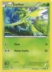 Scyther - 7/149 - Common
