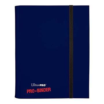 9-Pocket Dark Blue PRO-Binder