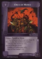 Orcs of Moria