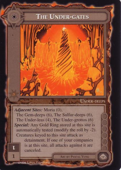 The Under-gates