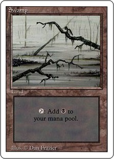 Swamp (Two Branches)