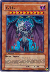 Yubel - PTDN-EN006 - Super Rare - 1st Edition