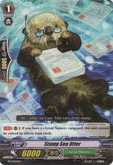 Stamp Sea Otter - PR/0024EN - PR
