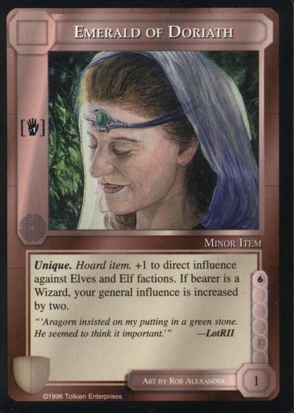 Emerald of Doriath