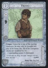 Frodo [Blue Border]