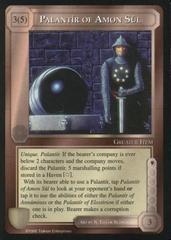 Palantir of Amon Sul [Blue Border]