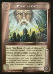 Wizard's Voice [Blue Border]