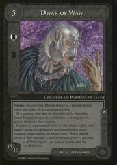 Dwar of Waw [Blue Border]