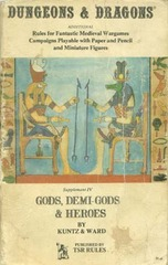 Gods, Demi-gods & Heroes