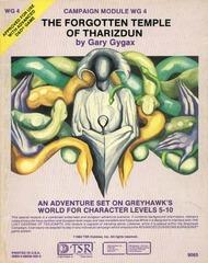 AD&D WG4 - The Forgotten Temple of Tharizdun 9065