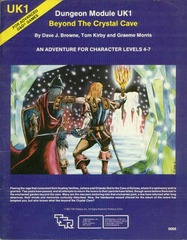 AD&D UK1 - Beyond the Crystal Cave 9066