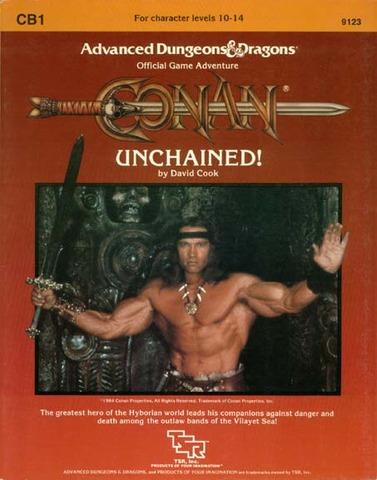 Conan: Unchained!